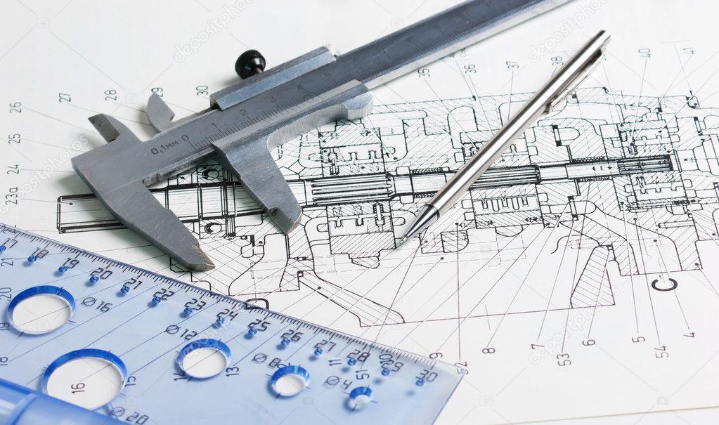 Kursus Autocad mechanical drafting